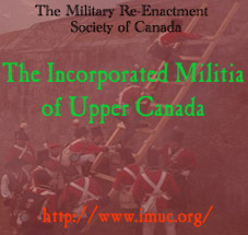Incorporated Militia of Upper Canada - War of 1812 Re-Enactors