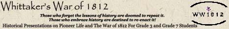 Whittaker's War of 1812
