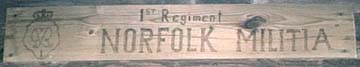 Norfolk Militia